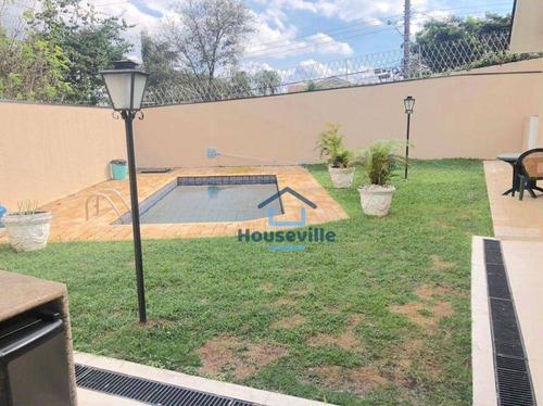 Imagem 1 de 17 de Casa Térrea À Venda Em Alphaville - Ca1064