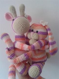 Sujeta Cortinas Tejidos A Crochet Amigurumis