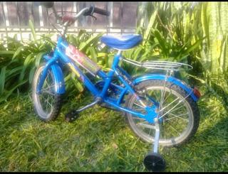 Bicicleta Niño Spiderman- Hombre Araña Todo. 16