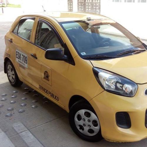 Taxi Picanto Ekotaxi +lx 2017
