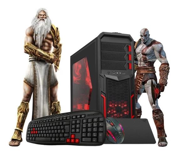 Pc Gamer Core I7 2600 16gb Ssd480 Gt710 Frete Gratis Novo!