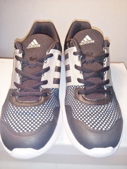 Zapatillas adidas Negras Red Plata Nuevas Originales 2 Ofert
