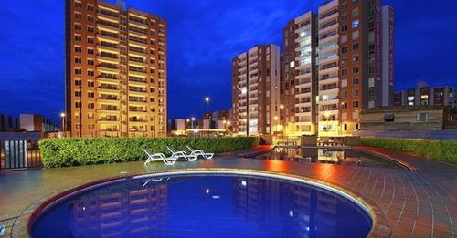 Imagen 1 de 11 de Apartamento En Venta Valle Portal Del Lili