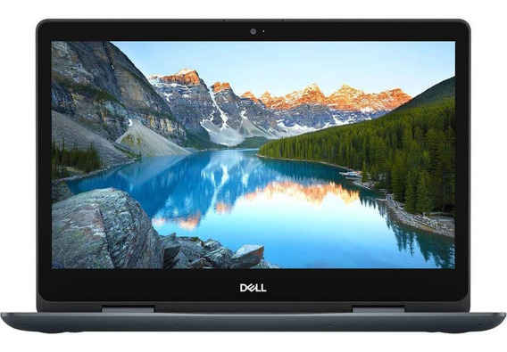 Notebook 2 Em 1 Dell-i5, 8gb, 1tb - Touch Screen 14, W10