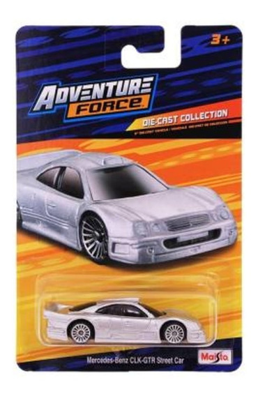 Carro Adventure Force Die-cast Collection