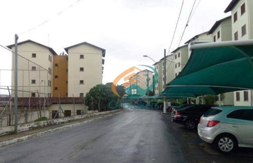 Imagem 1 de 21 de Apartamento Com 2 Dormitórios À Venda, 44 M² Por R$ 165.000,00 - Parque Uirapuru - Guarulhos/sp - Ap2924