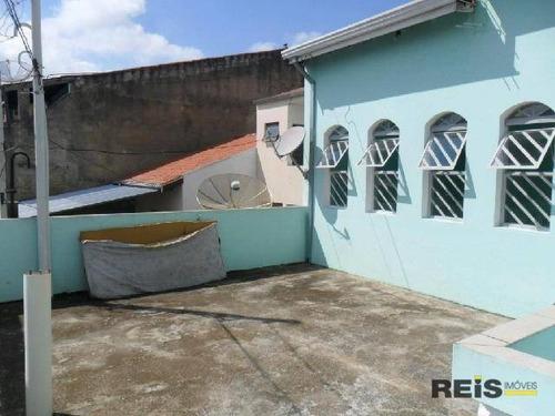 Casa Residencial À Venda, Jardim Boa Esperança, Sorocaba - . - Ca1179