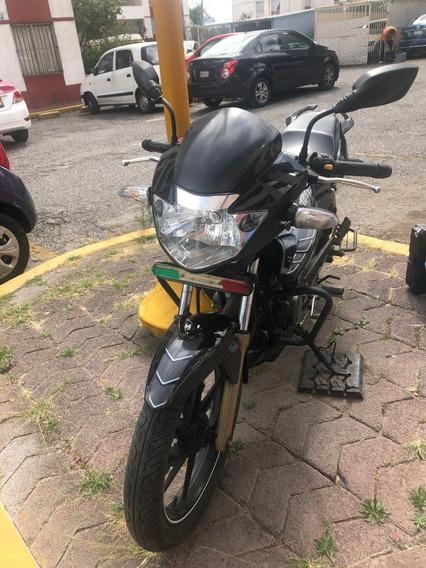 Motocicleta Tvs En Excelentes Condiciones.