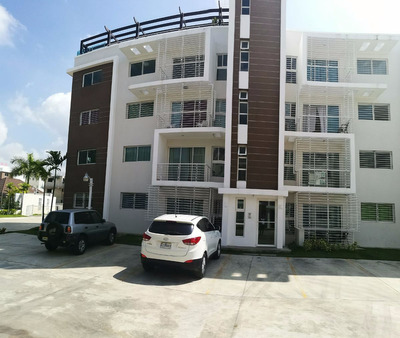Apartamento En 2do. Nivel De Res. Con Piscina Wpa78