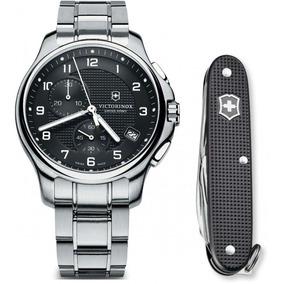 Relógio Victorinox Swiss Army Officer Quartz 241592.1