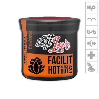 Bolinha Funcional Tri Ball Com 3un - Facilit Hot Blackout