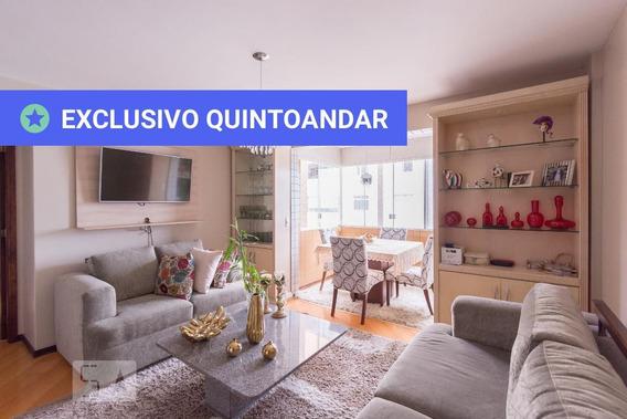 Apartamento No 3º Andar Mobiliado Com 3 Dormitórios E 1 Garagem - Id: 892971574 - 271574