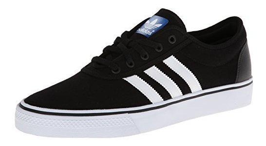 adidas Originals Adi-ease Skate Shoe Para Hombre, Negro
