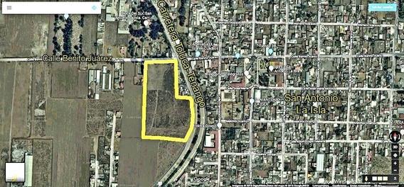 Vendo Terreno 2.6 Has San Antonio La Isla
