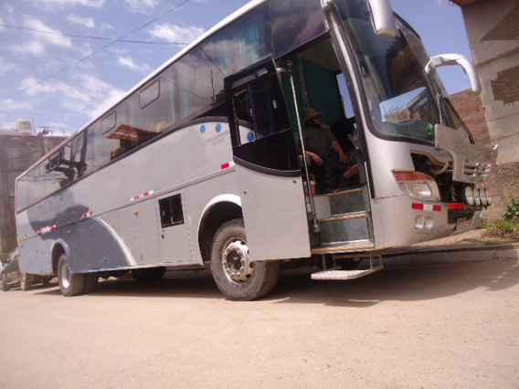 Bus Volkswagen Modelo 17210 2009 Modasa 49 Pasj. Full