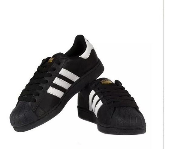 Tenis Masculino adidas Super Star Original Black Friday 2019