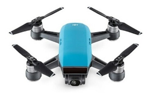 Drone Dji Spark Azul Fly More Combo