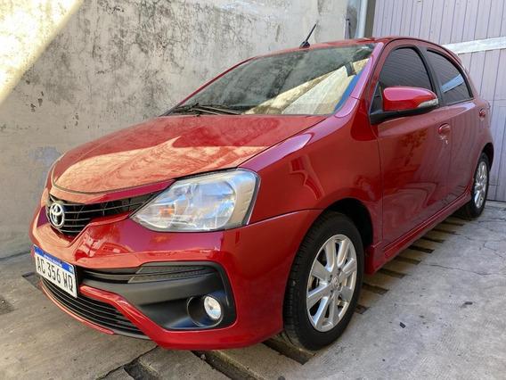 Toyota Etios 1.5 Xls At 2018