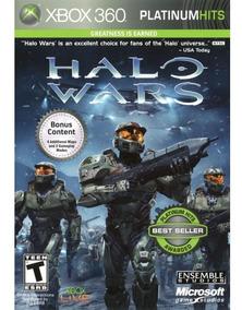 Jogo Halo Wars (novo) Xbox 360