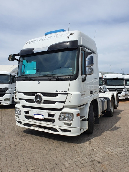 Mercedes-benz 2546 6x2 Actros 2014 / Financiamos