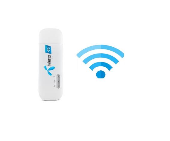 Modem 4g Wifi Libre Vehicular Casa E8372 Mov Pers Cl