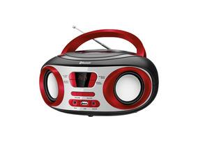 Radio Mondial Boobox Fm Modelo Digital Mp3/4 Usb Entrada Aux