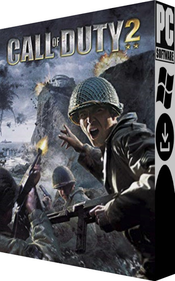 Call Of Duty 2 - Pc - Mídia Digital