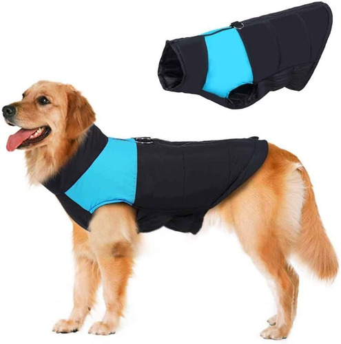Imagen 1 de 6 de Buzo Impermeable Perros Grandes Varios Colores
