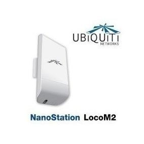 Antena Ubiquiti Nanostation Loco 2.4 Ghz 8 Dbi