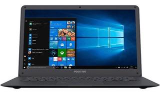 Notebook Positivo Motion Plus Q432a Tela 14 Hd 32gb 4gb Ram