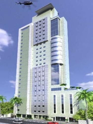 Apartamento Novo  Para Locação Anual- Quadra Do Mar.sem Mobilia - La015 - 3092119