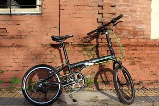 Bicicleta Plegable Sbk Rodado 20 Planet Cycle.