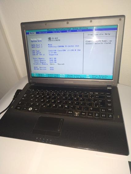 Notebook Samsung R440 Para Retirada De Peças Ler Descrição