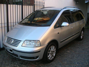 Volkswagen Sharan 1.9 Tdi Highline Tiptronic 2008 1° Mano