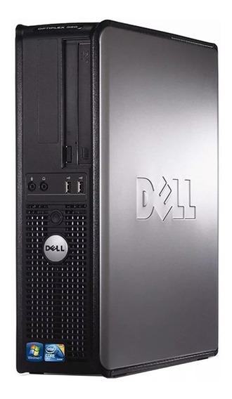 Computador Cpu Usada Desktop Pc Barato 4gb Memoria Ram