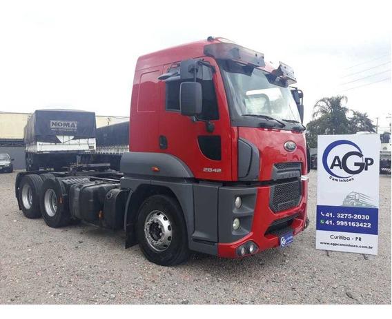 Cargo 2842 E Turbo 6x2 Truck 2014