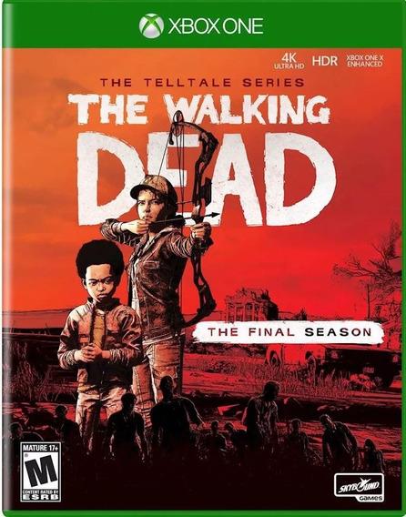 The Walking Dead: A Temporada Final| Twd| Xbox One| Offline