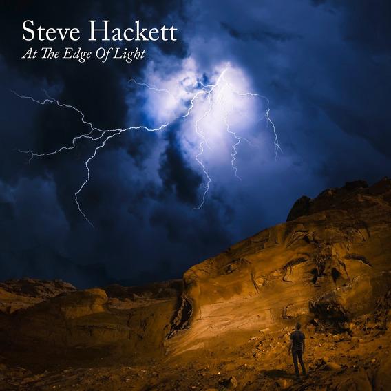 Steve Hackett At The Edge Of Light Cd + Dvd Import Nuevo
