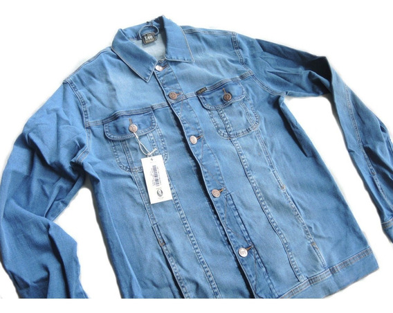 Jaqueta Jeans / Moletom Lee Masculina 27.011