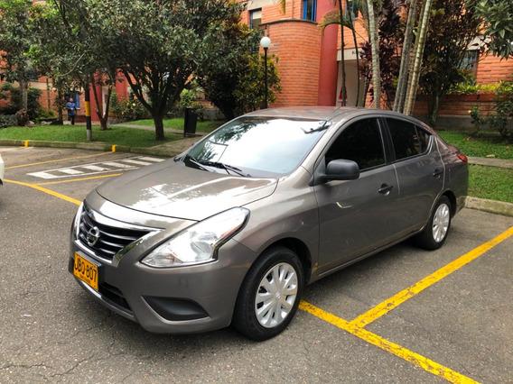 Nissan Versa Drive Mt 1.6l