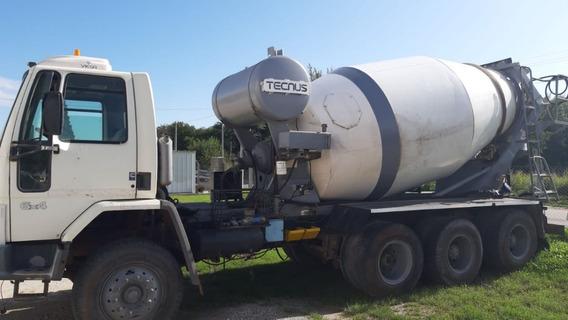 Camion Motohormigonero Ford Cargo 2631 6x4