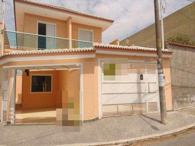 Sobrado Com 3 Dormitórios À Venda, 130 M² Por R$ 700.000 - Jardim Bom Clima - Guarulhos/sp - So1900