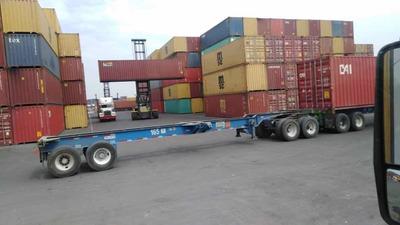 Transporte De Contenedores Maritimos Veracruz Y Centro De Mx