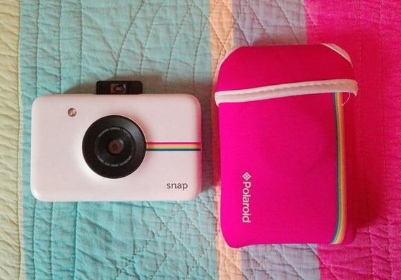 Camara Instantanea Polaroid Snap Toup White