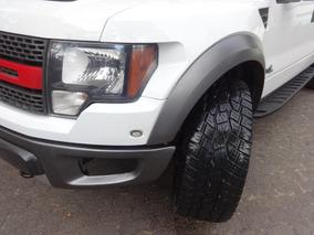 Ford Lobo Raptor Svt 4p Crew Cab,raptor,qc,gps,piel,ra20 4x4