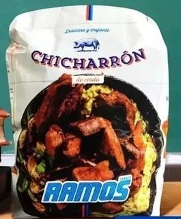 Chicharrón Carnicería Ramos 2 Kg Deliciosos