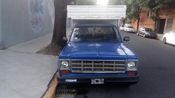 Chevrolet C10 Nafta Y Gnc Mod 74 Con Caja Mudancera ...