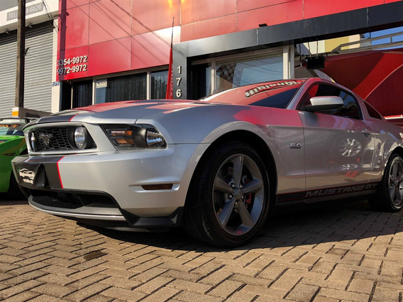 Ford Mustang 5.0 Coupe V8 4v Ti-vct Gasolina 2p Automático