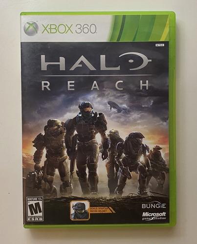 Halo Reach. Original, Perfeito Estado, Completo.