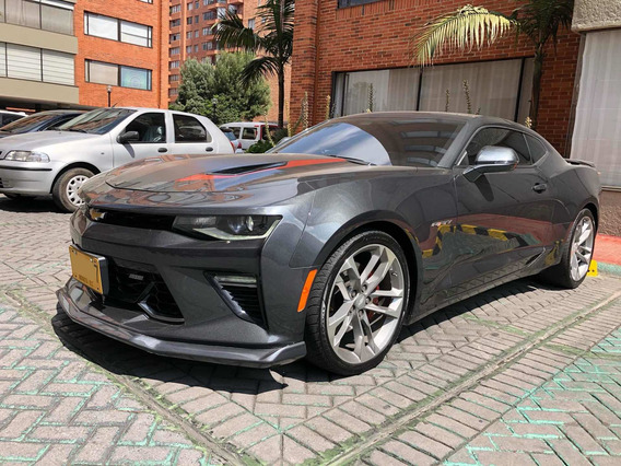 Chevrolet Camaro Ss Fifty Years 2017